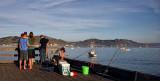 Day Out Fishing - San Luis Pier - California