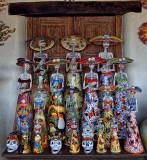Skeleton Pottery - Tubac Arizona