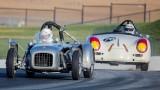 Lotus Mk VI,Porsche 356.