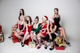The Girls wish you a very Merry Christmas and a Happy New Year.