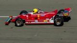 Race Ferrari's