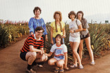 The Fullers- Bill, Susan, Anne, and Catherine