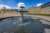 Karlsruhe Palace Fountain