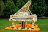 Pumpkin Grand Piano