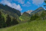 Tyrol Mountains