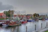 Greetsiel Harbor