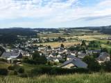 First glimpse of Saint-Alban-sur-Limagnole