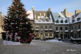 Place Royale (1608 ) Québec
