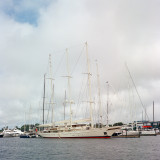 Sailing yacht - 300 feet long