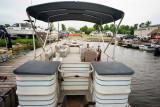 our pontoon