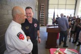 Chief Gil Rodriguez Retirement, Murray Fire