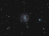Arp Peculiar Galaxies