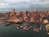 New York City Viewed from the Air