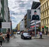 Berlin Now-2018 and Berlin-1965