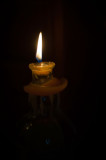25th January 2018  end of the candle