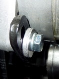 Alternator Installation Images