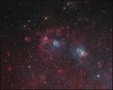 NGC 346 region