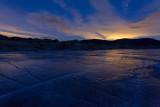 Eleven Mile night ice 21