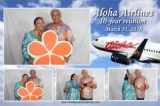 AQʻOhana 10th Reunion Photo Booth