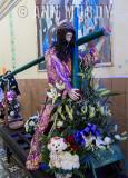 Cristo inside the santuario