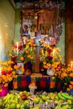 Altar in Santa Fe de Laguna