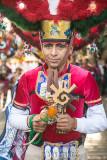 Danzante from Teotitlán del Valle
