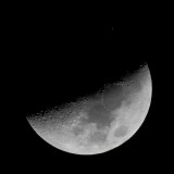 Occultation of Aldebaran