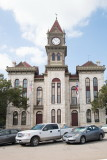 Bosque County Courthouse - Meridian, Texas