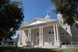 Hamilton County Courthouse - Hamilton, Texas