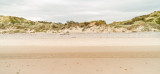 Côte d'Opale, beach at Wissant