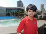 Complex's pool