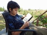 Relaxing in Dehradun