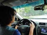 Practice driving
