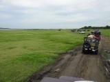 Tourists at Kaundulla National Park