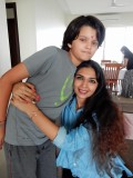 Rahil and Malika