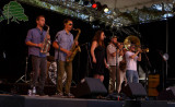 Brass Magic takes main stage Saturday evening