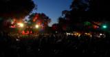 Saturday night at Live Oak