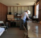 Hard working AKorn Radio staff