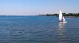 Sailing a Great Lake