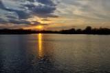 Beams Across the Lake