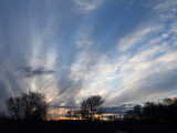 Nearing Sunset