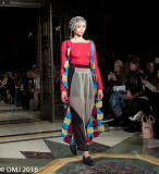 ONES TO WATCH AW18 LFW CATWALK SHOW