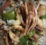 Americanized Korean Squid Bulgogi