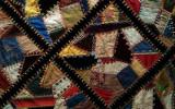Crazy Quilt Detail