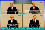 Putin On BolsheZio... Whateverists.