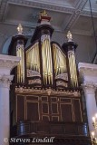 The Organ - Christ Church Spitalfields