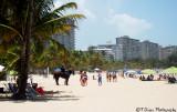 Playa Isla Verde.