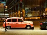 Langham Pink Taxi