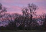 November Sunset 2017