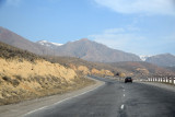 Armenia's main highway